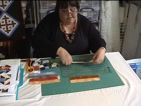Mini Mosaic Quilts Technique