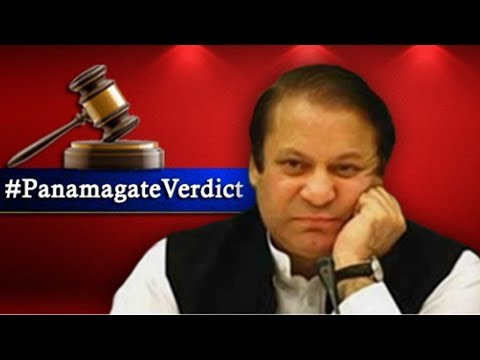 Supreme Court disqualifies Prime Minister Nawaz Sharif in unanimous verdict