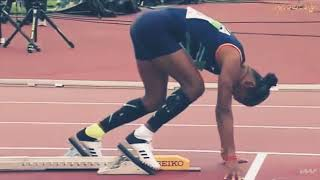 Hema das gold medal athlete