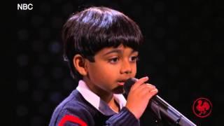 Akash Vukoti. The Spelling Bee whiz thumbnail