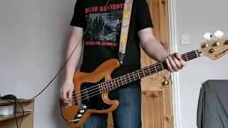 Green Day - 86 Bass Cover