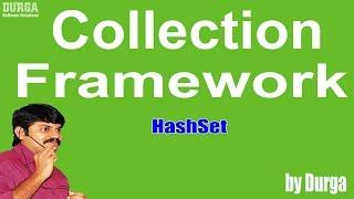 HashSet (Collection Framework)