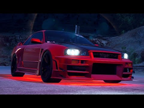 NISSAN GTR R32 - Need for Speed: Payback - Part 40