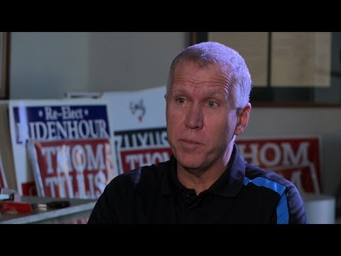 Full interview: Gwen Ifill with Senate candidate Thom Tillis