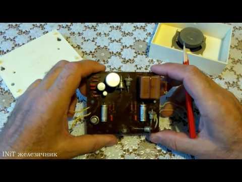 видео: Ремонт электронного квартирного звонка