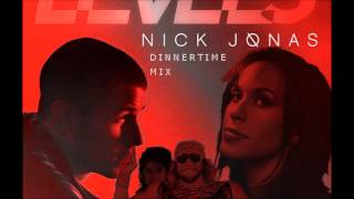 DJ Cummerbund - Levels (Dinnertime Mix) -ft. Nick Jonas, Alanis Morissette, and more!