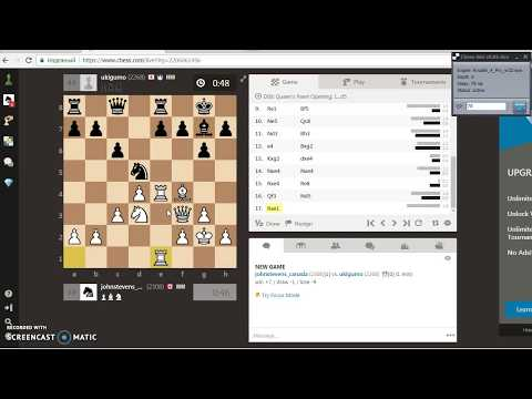 Chess Bot playing with advisor mode at chess.com