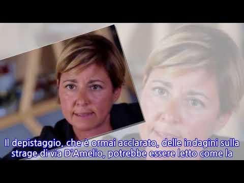 Fiammetta Borsellino: «Riina uccise mio padre, ma fece un favore anche ad altri»