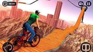 Gambar cover Impossible BMX Bicycle Stunts New BMX Unlocked - Android GamePlay 2017