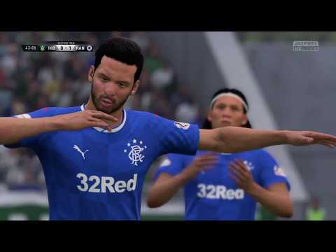 FIFA 18 Rangers Career Mode: 07 - Hibernian (A)