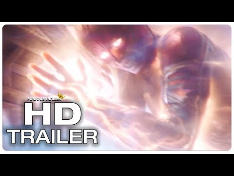 CAPTAIN MARVEL Movie Clips (2019) Superhero Movie HD