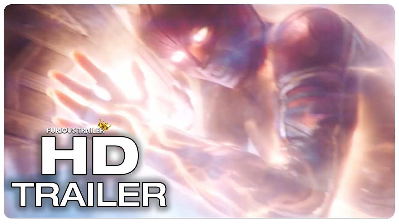 CAPTAIN MARVEL Movie Clips (2019) Superhero Movie HD