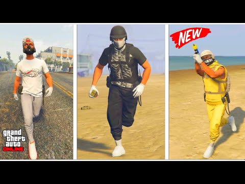*SOLO* How To Get The Paramedic BELT On Any Outfit 1.50! (GTA 5 Online)