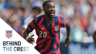 BEHIND THE CREST: USMNT Clinches Gold Cup Group vs. Canada