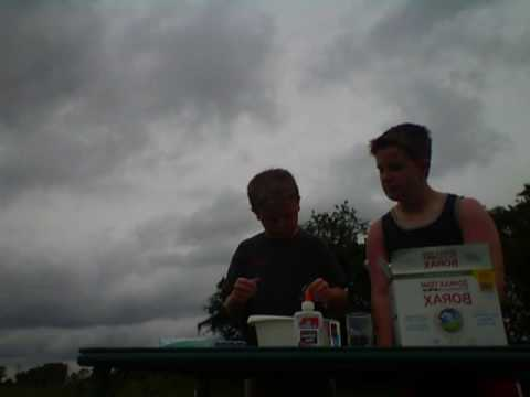 The Backyard Science Dudes: Oobleck