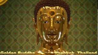 [Pure Gold] Golden Buddha @ Bangkok Thailand (Wat Traimit)