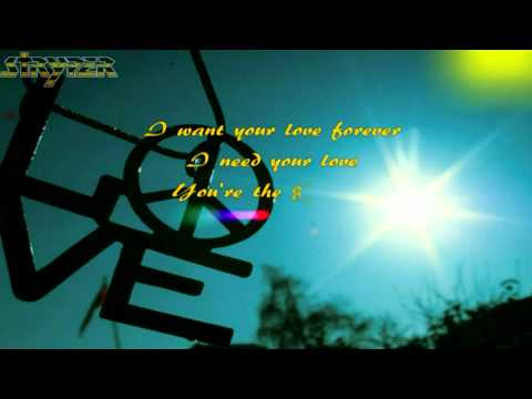 Stryper - I Believe in You With Lyrics