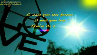 Stryper - I Believe in You With Lyrics