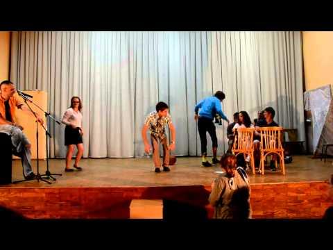 XV - Мисс - Я звезда - Дарья Чепурко - Учительница пения