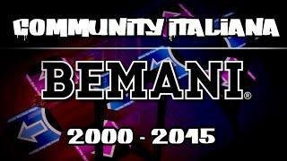 Storia della community italiana BEMANI (2000 - 2015)