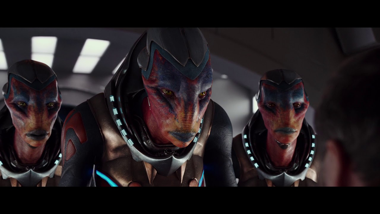 Download VALERIAN AND THE CITY OF A THOUSAND PLANETS Opening Sequence
