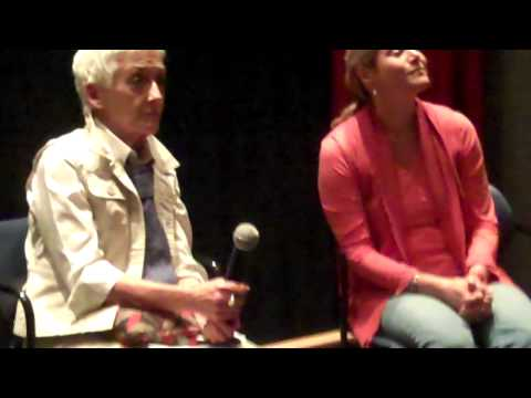 SALINGER post-film discussion at Red River Theatres, Concord, NH