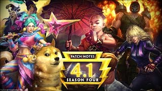 """SMITE: SEASON 4 PATCH NOTES: """"Season Four"""" 