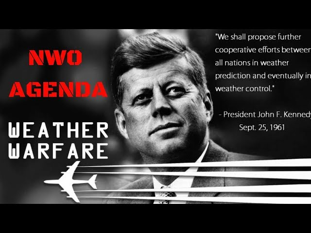 NWO Agenda - Hurricane Florence, Weather Warfare And Weather Manipulation