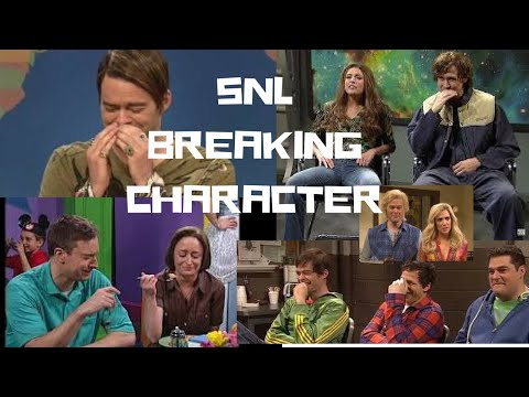 SNL Breaking Character 1
