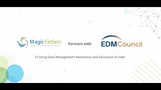 Magic Finserv Partners with EDM Council - Global Association of Data Management Practices