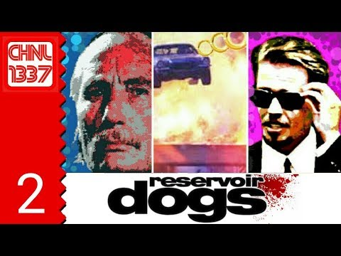 'Psychopathic tendencies' - Reservoir Dogs - Chapters 1,2 and 3