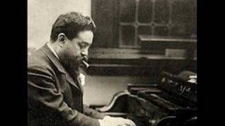 Isaac Albéniz (1860-1909): Improvisation no. 1 (1903)
