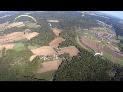 Fly Altmühl - Über die Wasserkuppe ins Altmühltal