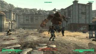 Fallout 3 -Super Mutant Gargantuan in Evergreen Mills-