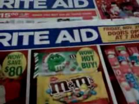 Rite Aid Black Friday more coupons to get
