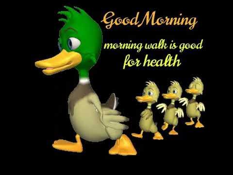 Morning best walk gif