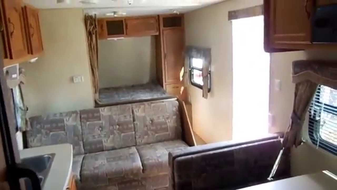 2006 Forest River Salem 27bh Lightweight Travel Trailer
