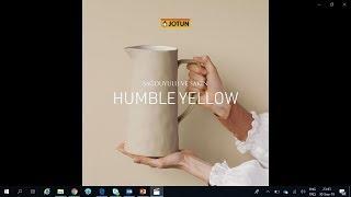 2020 Renkleri ile Tanışın: 11173 Humble Yellow