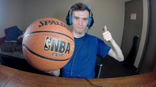 """Spalding NBA Street Basketball Official Size 7 (29.5"""") Review"""