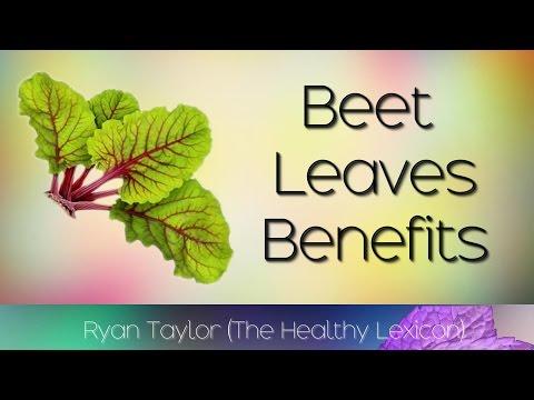 Beet Leaves: Benefits & Uses