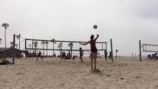 Jessica KAEKA Lbcc Beach Volleyball 2018