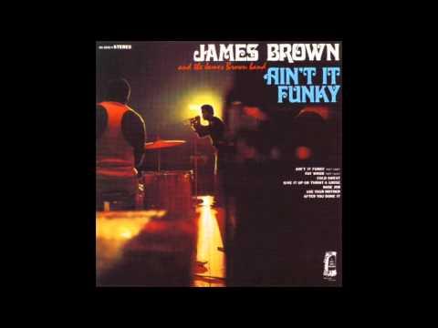 James Brown - Cold Sweat (Album Version) - 1970