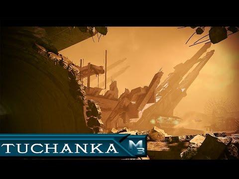 Mass Effect 3 - Tuchanka: Cerberus Attacks (Ambience)