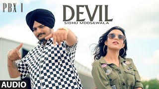 Presenting the full audio song devil from latest album pbx 1 by sidhu moose wala. music of new is given snappy, byg byrd. ♪ available on it...