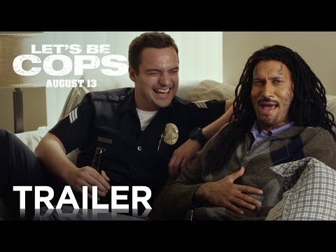 Let's Be Cops   Official Final Trailer [HD]   20th Century FOX