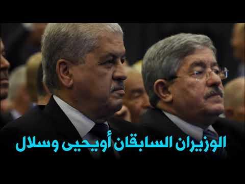 عاجل| ايداع نجل سلال ومدير ديوان حداد ورجل الأعمال معزوز الحبس المؤقت