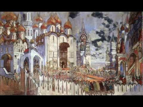 Modèste Moussorgsky - Борис Годунов / Boris Godounov, Acte IV, 4/4