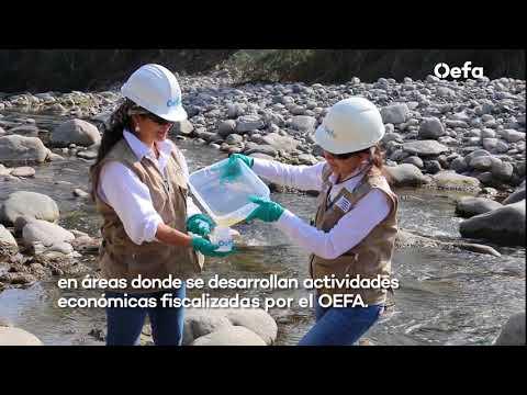 ¿Sabes en qué consiste la función de evaluación que realiza el OEFA?