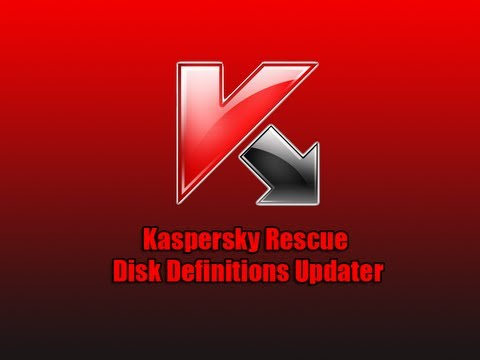 Kaspersky Rescue Disk Definitions Updater by Britec
