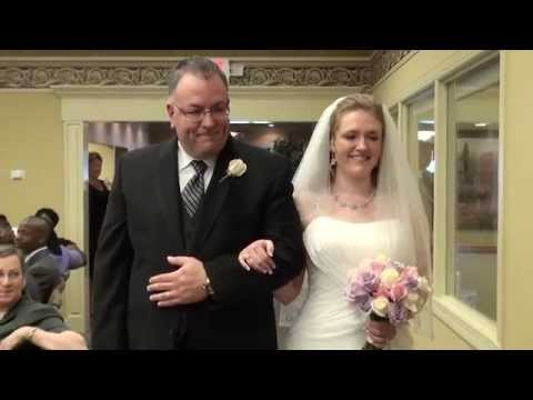 Kingdom Hall of Jehovah Witness Wedding Video